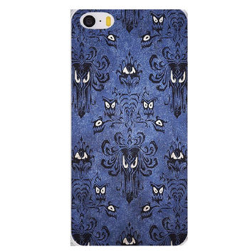 Haunted Walpaper Fun Case for iPhone 4 4S, 5 5S, 5C, SE, 6 6S 6s Plus