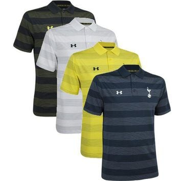 Under Armour Striped Polo 2014/15 | Spurs Shop: Tottenham Hotspur Shop