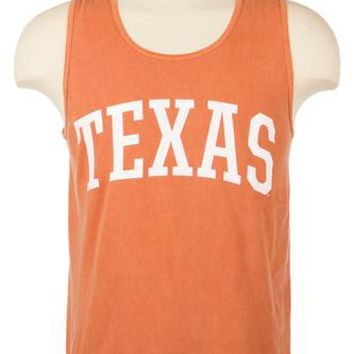 Comfort Colors Collection - Texas Arch Tank Top | Co-op