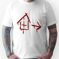 Left 4 Dead - Safehouse [red] Unisex T-Shirt