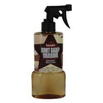 Kanon Boot Camp Warrior Desert Soldier Body Spray By Kanon