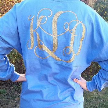 Monogram Spirit Jersey