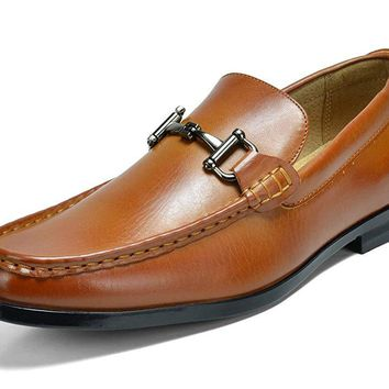 Bruno Marc Men's Harry-01 Dress Penny Loafers Shoes