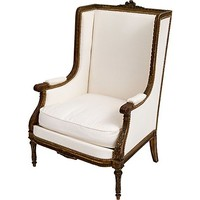 One Kings Lane - This Week's Vintage Mix - 18th-C. French Bergère