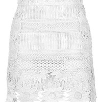 TALL Cutwork Lace Skirt - New In This Week - New In