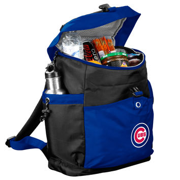 Logo Chair Inc. Chicago Cubs Backpack Cooler