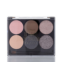 FOREVER 21 Ultimate Eye Shadow Palette Natural/Pink One