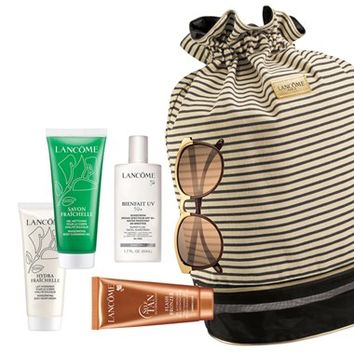 Lancôme 'Summer Essentials' Skin Care Set (Purchase with any Lancôme Purchase) | Nordstrom
