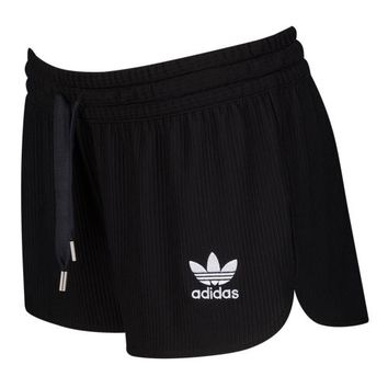 adidas Originals 70's Saturday Night Fever Running Shorts - Women's at Foot Locker