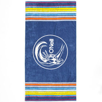 O'neill Originals Towel Navy One Size For Men 26350421001