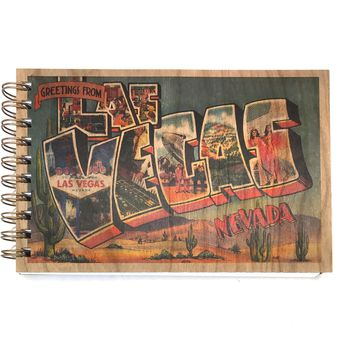 Greetings Las Vegas Notebook