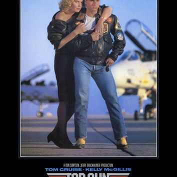 Top Gun 27x40 Movie Poster (1986)
