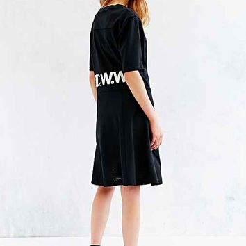 Champion X Wood Wood Mesh Dress- Black