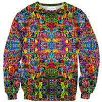 1 Billion People Sweater
