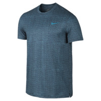 Nike Sphere Printed Crew Men's Tennis Shirt