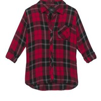 Hunter - Red Tartan - Rails