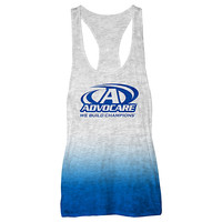AdvoCare Womens Ombre Burnout Tank | Short Sleeve | Tops | Womens | Advocare Catalog | AdvoCare Apparel