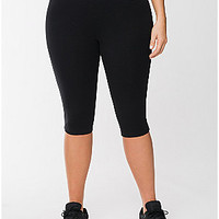 Plus Size Active Capri Legging by Lane Bryant | Lane Bryant