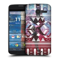 Head Case Designs Navajo Infinity Nebula Tribal Patterns Protective Snap-on Hard Back Case Cover for Motorola Moto X