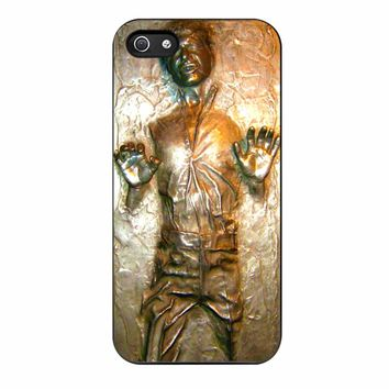 Han Solo In Carbonite Gcover iPhone 5/5s Case