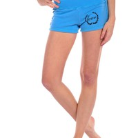 Butter Crest Love Gym Short