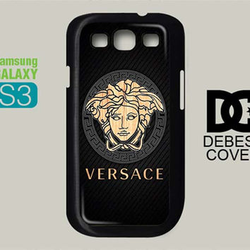 Versace Wood Carbonate Samsung Galaxy S3 i9300 Case