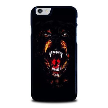 givenchy rottweiler iphone 6 6s case cover  number 1