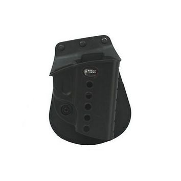 Evolution Roto Paddle and Belt Holster CZ 97B, Taurus Slim 708/709/740, Walther PPS 9/40, RH, Black