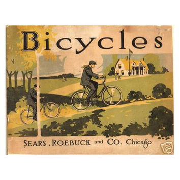 Bicycle Sears Roebuck