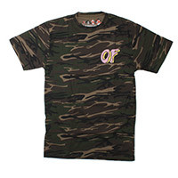 Odd Future Official Store | OF CAMO DONUT TEE