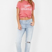 Miller High Life Tee - Red