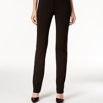 Alfani Straight-Leg Pants, Only at Macy's | macys.com