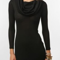 Coincidence & Chance Cowl Bodycon Dress
