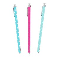 Dot Stripe Mechanical Pencil 0.5mm