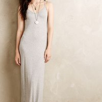 Ribbed Maxi Slip Dress by Bordeaux