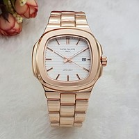 Boys & Men Patek Philippe Fashion Quartz Watches Wrist Watch