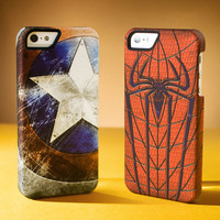 Marvel Collector's Edition iPhone 5 Cases at Firebox.com