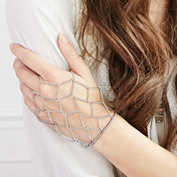 Layered Hand Chain
