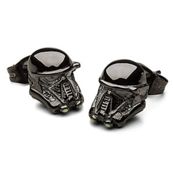 Rogue One: Death Trooper 3D Stud Earrings