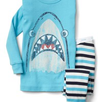 Vintage shark sleep set | Gap