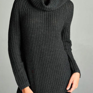Winter Wishes Sweater   Grey
