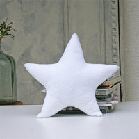 Soft pillow,Star,White pillow,decorative pillows,kids gift,cozy,kids pillows,pillows for kids,kids room decor,gift for kids,Nursery decor