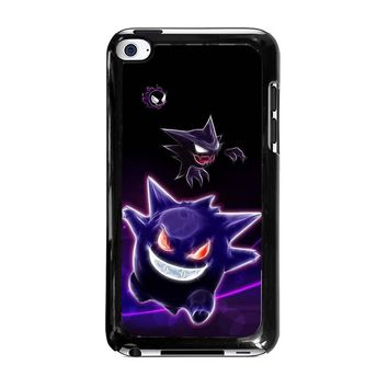 GENGAR POKEMON iPod Touch 4 Case Cover
