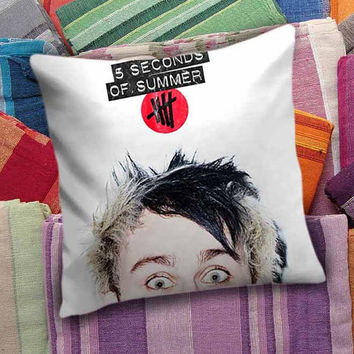 michael clifford 5sos cover  decorative pillow and pillow case