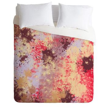 Sweet Grunge Duvet Cover