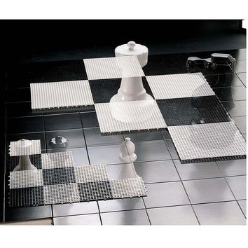 Large Chess/Checkers Game Board (10'x10')