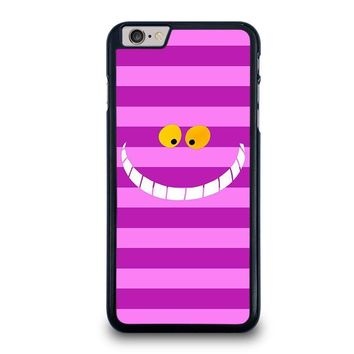 cheshire cat alice in wonderland disney iphone 6 6s plus case cover  number 1
