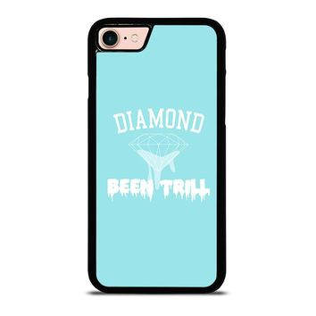 DIAMOND BEEN TRILL iPhone 8 Case Cover