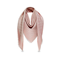 Products by Louis Vuitton: Monogram Sunrise Shine Shawl