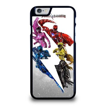 NEW POWER RANGERS AND ZORD iPhone 6 / 6S Case Cover